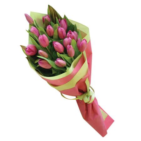 Il Qronfla Gift Wrapped Bouquet Il Qronfla