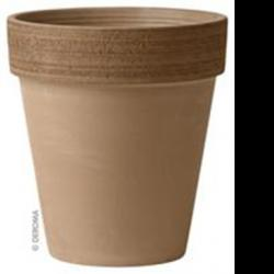 Image to purchase Clay pot suitable for flowers and plants